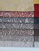 Textil - Poťahové látky na sedáky...vzorkovník - 11626442_