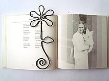 Papiernictvo - Záložka do knihy - 11627134_