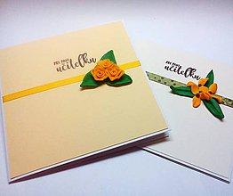 Papiernictvo - Pohľadnica ... pre pani učiteľku - 11631521_