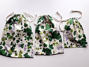 Úžitkový textil - Vrecká - 11630767_