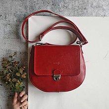 Kabelky - Betty (červená) - 11629413_