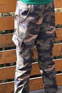 Detské oblečenie - Softshellové kapsáče - 11630275_