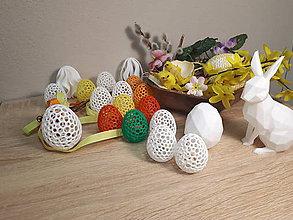 Dekorácie - Veľkonočné vajíčka - 11631458_