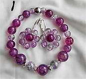 Sady šperkov - achátové víno - 11633906_