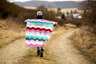 Textil - Deka farebná - 11633286_