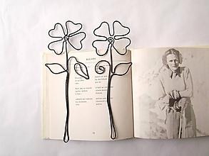 Papiernictvo - Záložka do knihy - 11632181_