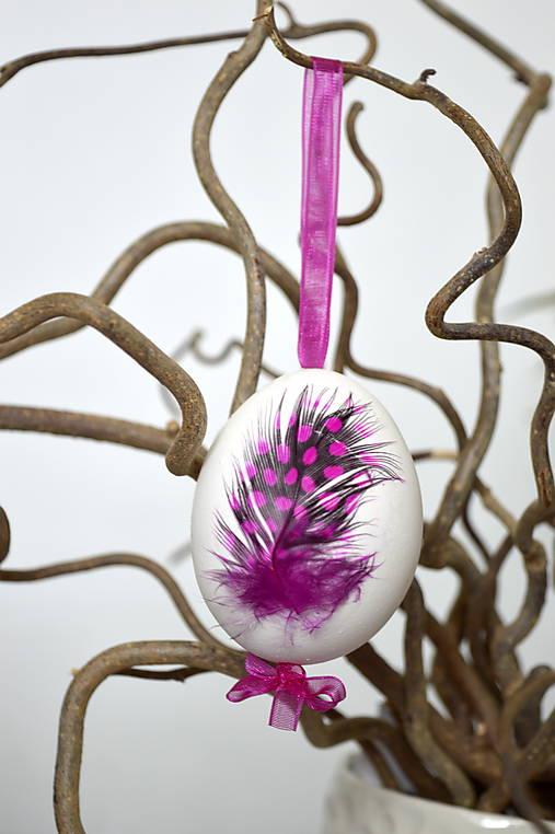 Kraslica Veselá perlička (Tmavo ružová)
