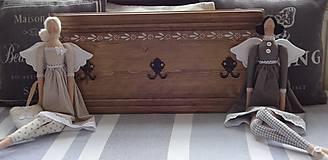 """Nábytok - Vešiak """"Ornament"""" - 11639384_"""