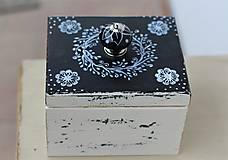 Krabičky - Šperkovnica - 11638134_