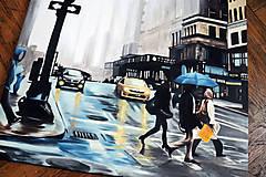 Obrazy - Foggy NY - 11638815_