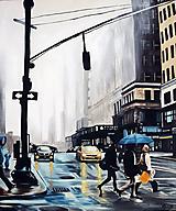 Obrazy - Foggy NY - 11638816_