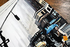 Obrazy - Foggy NY - 11638818_