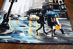 Obrazy - Foggy NY - 11638820_