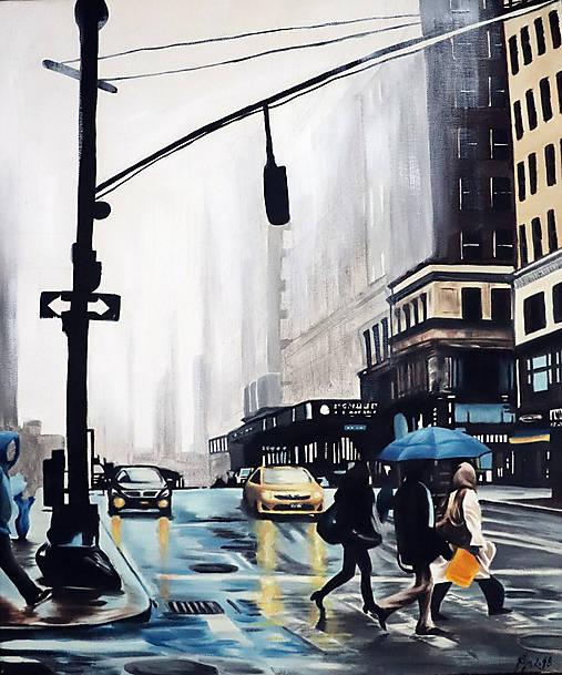 Foggy NY