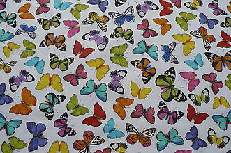 "Nezaradené - Kapsička- ""Motýle"" - 11641421_"