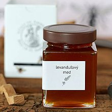 Potraviny - levanduľový med - 11642206_