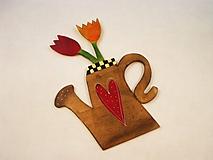 Obrázky - Krhlička s tulipánmi - obrázok - 11643780_