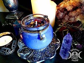 Svietidlá a sviečky - WITCH - Čarodejka - 11642464_