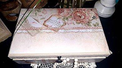 Krabičky - ..romantická - 11643146_