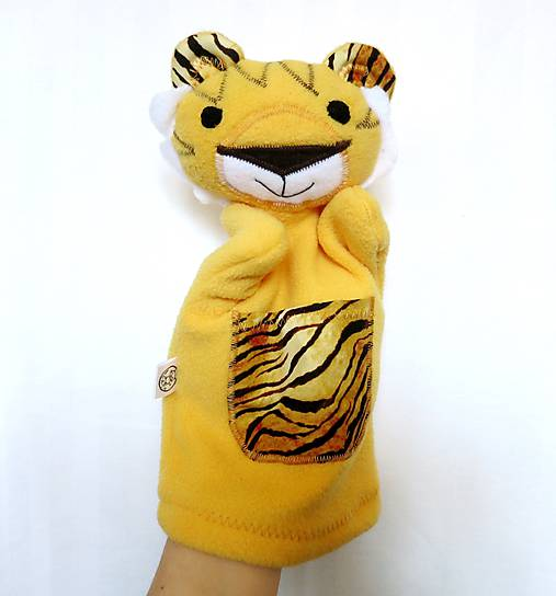 Maňuška tigrík