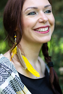 Náušnice - pierkové náušnice na jedno ucho - 11645928_