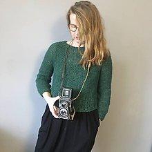 """Svetre/Pulóvre - pulover """" fluffy2"""" - 11645304_"""
