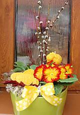 Svietidlá a sviečky - Sviečka z včelieho vosku ovečka - 11645702_
