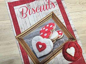 Úžitkový textil - utierka biscuit - 11644968_