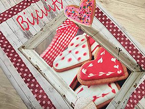 Úžitkový textil - utierka biscuit 2 - 11645042_
