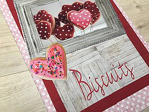 Úžitkový textil - utierka biscuit 3 - 11645083_