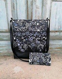 Veľké tašky - Kabelka a peňaženka - 11651573_