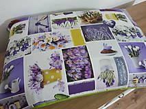 Úžitkový textil - Jarné kvietky.krokusy - 11648671_