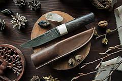 Nože - Obradný damaškový nôž - 11650670_