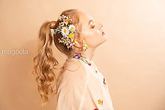 """- Kvetinový lúčny hrebienok """"bosé tajomstvá"""" - 11649690_"""