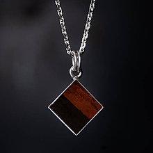 Náhrdelníky - náhrdelník JACARANDA - 11651299_