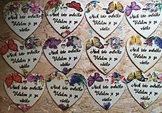 Magnetky - Srdcia pre pani učiteľky III - 11649261_