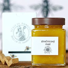Potraviny - slnečnicový med - víťaz Great Taste - 11653010_