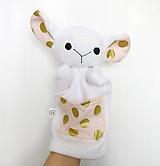 Hračky - Maňuška ovca - Ovečka od Zlatej Bodky - 11651975_