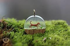 Náhrdelníky - Miniatúrni miláčikovia - 11655318_