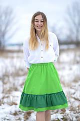 Sukne - sukňa Žofia - 11652775_