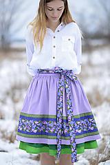 Sukne - sukňa Žofia - 11652792_