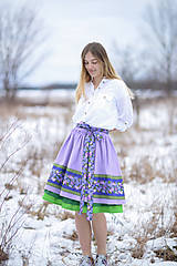 Sukne - sukňa Žofia - 11652803_