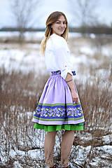 Sukne - sukňa Žofia - 11652814_
