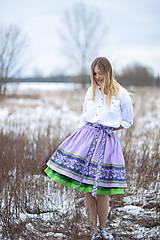 Sukne - sukňa Žofia - 11652828_