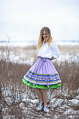 Sukne - sukňa Žofia - 11652836_