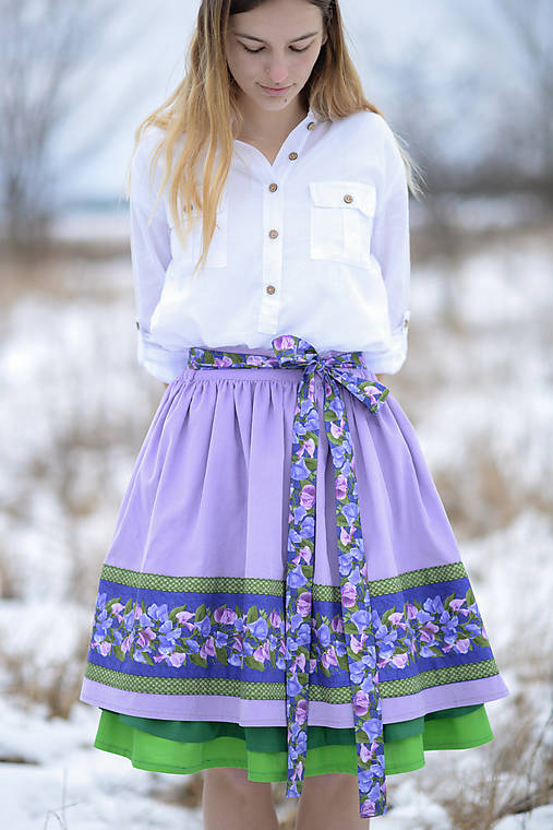 sukňa Žofia