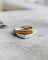 Prstene - Originální stříbrný prsten Soren - 11653243_