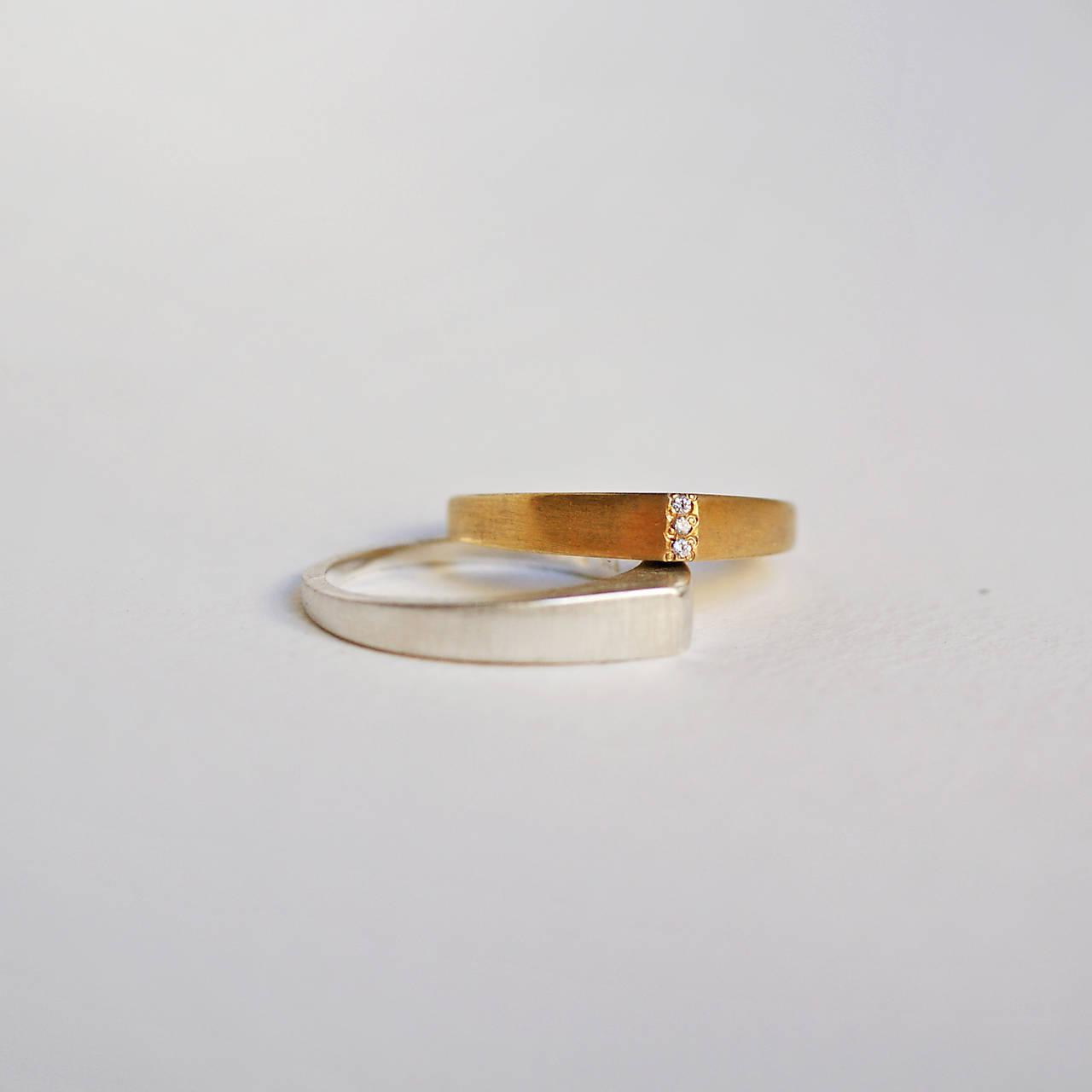 Originální stříbrný prsten Soren