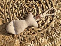 Hračky - rybka z režnej bavlny... - 11655225_