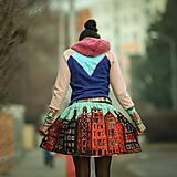 Mikiny - Origo mikina sukňa domčeka - limit - 11652321_